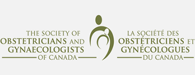 The Society of Obstetricians and Gynaecologists of Canada logo